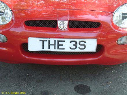 Great Britain former normal series front plate THE 3S.jpg (33 kB)