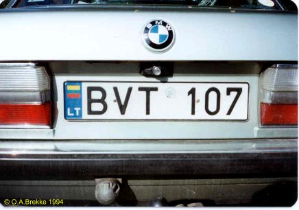 Lithuania normal series former style BVT 107.jpg (24 kB)