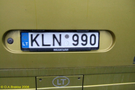 Lithuania normal series remade in former style KLN 990.jpg (54 kB)
