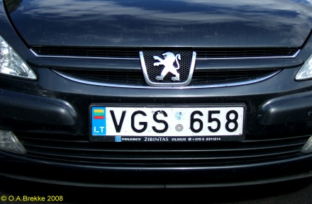 Lithuania normal series former style VGS 658.jpg (56 kB)