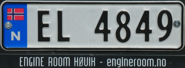 Norway electrically powered four numeral series close-up EL 4849.jpg (85 kB)